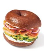 Frisksmurt Bagel / Sandwich