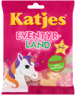 Katjes - Eventyrland Sour