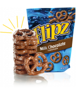 Flipz - Milk Chocolate