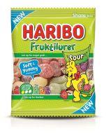 Haribo - Fruktilurer Sour
