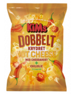 Kims - Dobbelt Krydret Hot Cheese