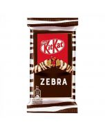 Kit Kat - Zebra - Black & White