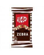 Kit Kat - Zebra - Black & White