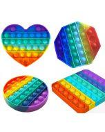 Fidget Toy Pop It - Rainbow