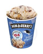 Ben & Jerry's - Poppin' Popcorn