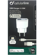 Adapter - Iphone + Kabel