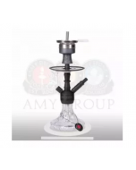 Amy - Alu Brilli S 107.03 - Black & Clear