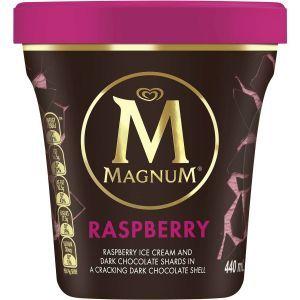 Magnum - Dark Chocolate & Raspberry