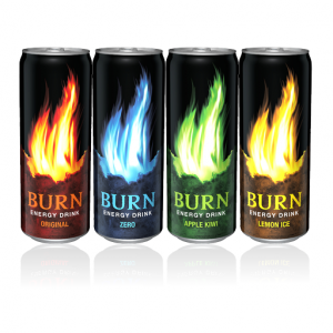 Burn Energy 500ml