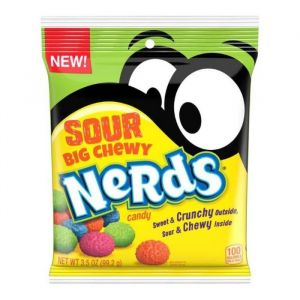 Nerds Big Sour Chewy (170g)