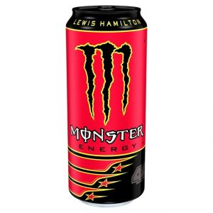 Monster - Lewis Hamilton