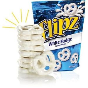 Flipz - White Fudge