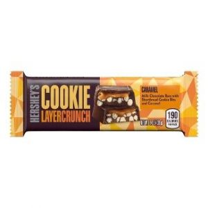 Hershey's - Cookie Layer Chrunch Caramel King Size