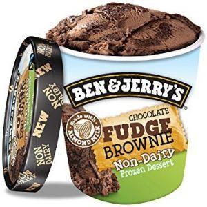Ben & Jerry's Non-Dairy - Chocolate Fudge Brownie