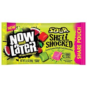 Now & Later Shell Shocked Sour