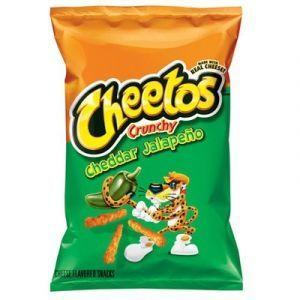 Cheetos Chrunchy Jalapeño Stor