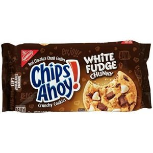 Chips Ahoy - Chunky White Fudge