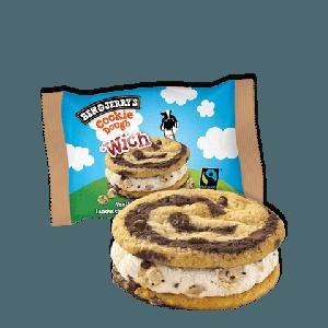 Ben & Jerry's Fudge Brownie ´Wich