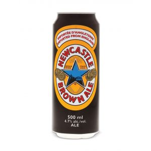 Newcastle Brown Ale Dåse 0.5