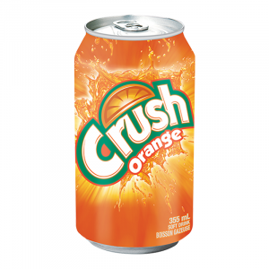 Crush - Orange