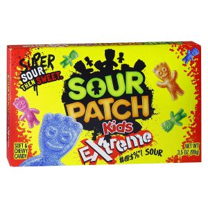 Sour Patch Extreme - Theatre Box