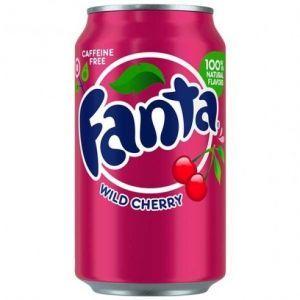 Fanta - Wild Cherry