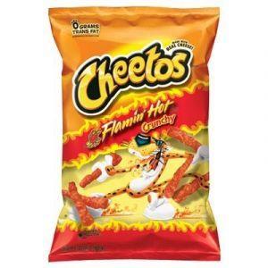 Cheetos Chrunchy Flamin´hot Stor