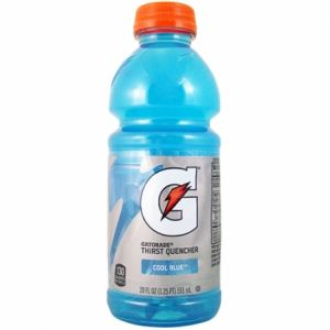 Gatorade Cool Blue 591 ml
