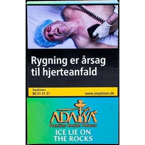 Adalya - Ice Lie On The Rocks