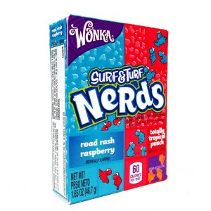 Nerds Rasberry tropical punch