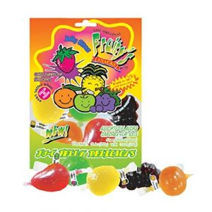 Fruity's ju-c jelly fruits