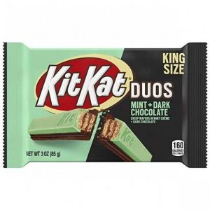 Kit Kat - Mint & Dark Chocolate