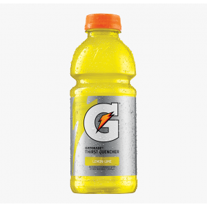 Gatorade Lemon-Lime 591 ml