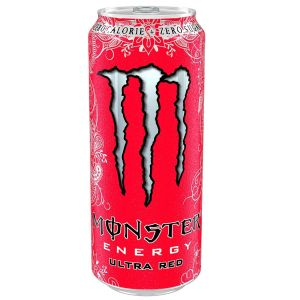 Monster - Ultra Red