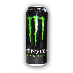 Monster - Energy Grøn
