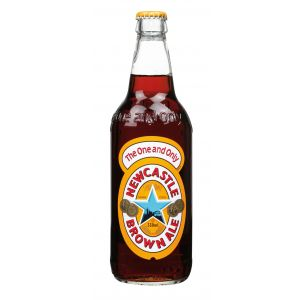 Newcastle Brown Ale Flaske