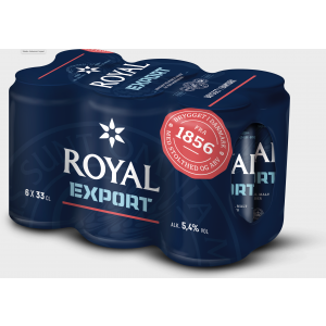 6 Pack Royal Export