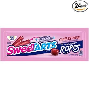 Sweetarts - Soft & Chewy Ropes