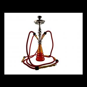 Timbuktu 3 slanger - Rød & Orange