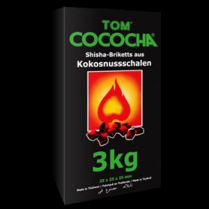 Tom Cococha Grøn 3 kg