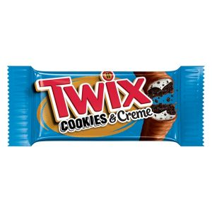 Twix - Cookies & Creme Chocolate