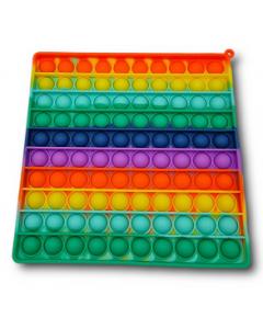 Fidget Toy - Rainbow - Big