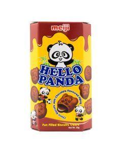 Meiji - Hello Panda - Double Choco