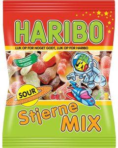 Haribo Stjerne mix sour