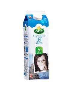 Letmælk 1 ltr