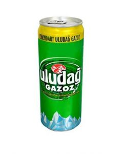 Gazoz - Læskedrik Med Frugtsmag