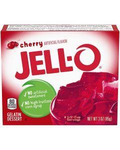Jell O - Cherry