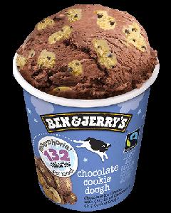 Ben & Jerry's - Chocolate Cookie Dough