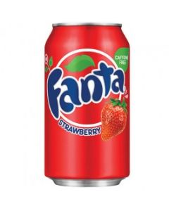 Fanta - Strawberry