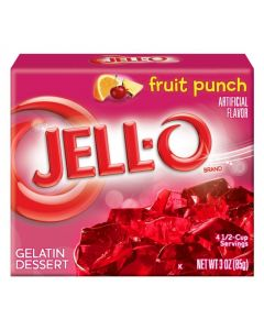 Jell O - Fruit Punch
